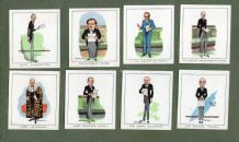 Cigarette cards Notable M.P.s 1929, Churchill, Chamberlain, Baldwin